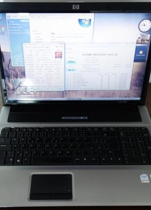 Большой, надежный ноутбук HP Compaq 6820s.