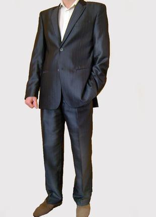 Мужской деловой костюм фирмы Аристократ (Украина) размер М