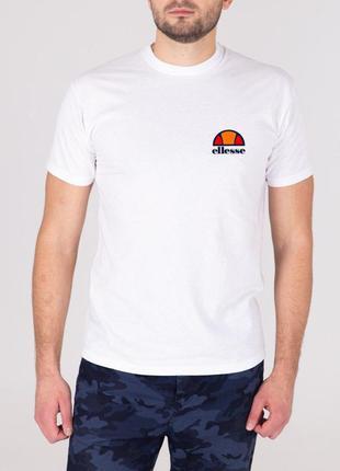 Мужская футболка ellesse white