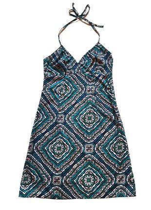 Сарафан летнее платье h&m мини короткий