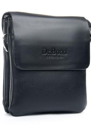 Мужская сумка-планшет dr.bond.  чоловіча сумочка на плечн