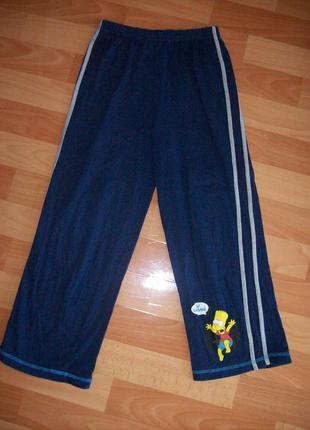 Трикотажные спортивные штаны, 10-11 лет