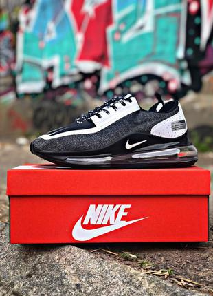 Nike air max run utility black grey