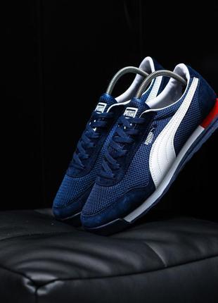 Puma jogger dark blue