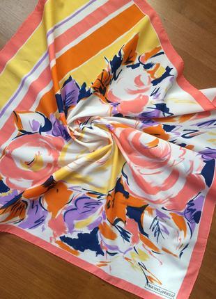 Стильный платок косынка michelangelo
