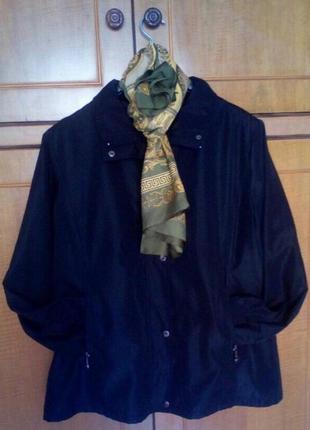Ветровка женская, демисезонная курточка легкая