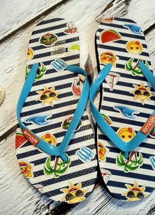 Шлепки шлепанцы вьетнамки сланцы обувь для пляжа пляжные босон...