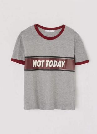 Новая футболка, топ terranova m