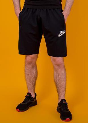 Трикотажные мужские шорты. темно синие