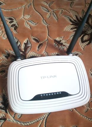Беспроводной маршрутизатор TP-LINK  Модель TL-WR841N