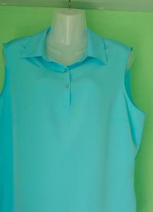 Блузка блуза батал amaranto, р. 50-52