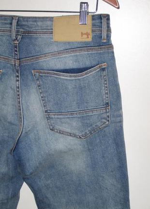 Зауженные джинсы burton menswear london. оригинал