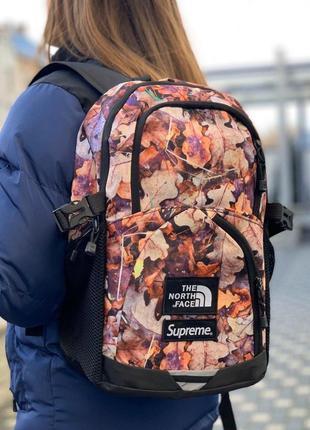 Рюкзак  tnf x supreme leaves