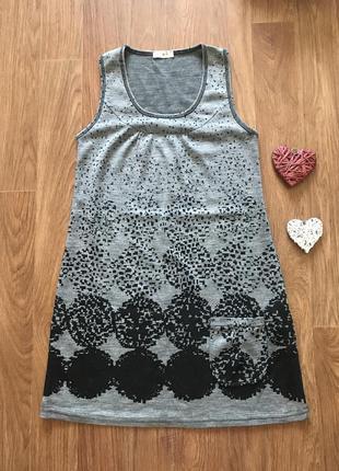 Красивое платье сарафан cache размер s