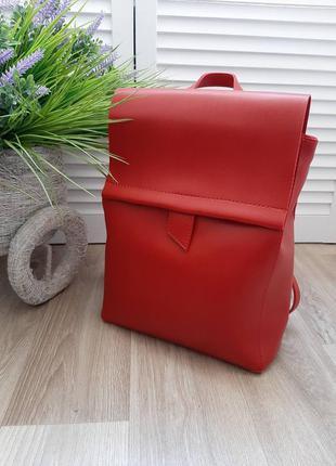 Вместительный городской рюкзак