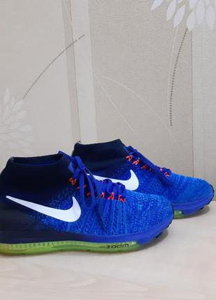 Кроссовки nike zoom all out flyknit, оригинал, р.38