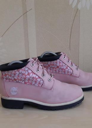 Оригинальные ботинки timberland размер 38