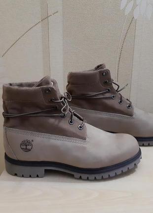 Мужские ботинки timberland оригинал размер 42