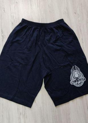 Распродажа до 30 июня 🔥  темно синие мужские шорты