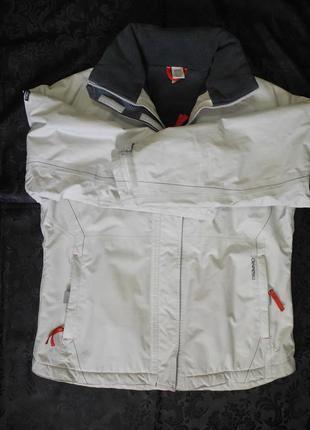 Женская куртка «Tribord» белая, р. l