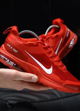 Nike air presto cr7 red красные ♦ мужские кроссовки ♦ наложенн...
