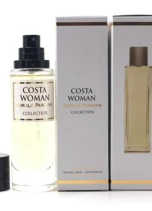 Парфюмированная вода для женщин версия lacoste pour femme