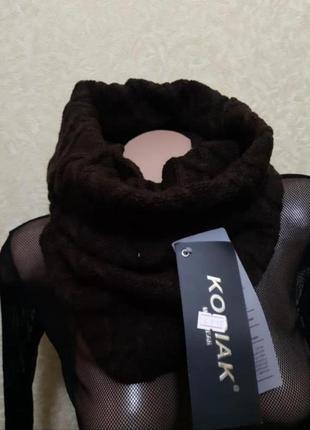 Снуд . шарф