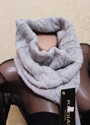 Снуд. шарф