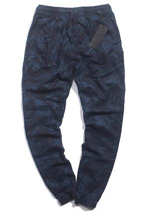 Мужские штаны джинсы jogger slim