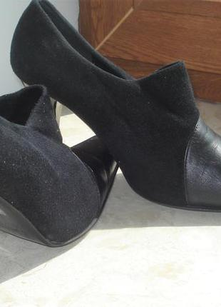 Итальянские туфли. натуральная кожа