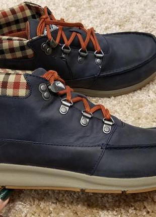 Columbia bahama - кожаные ботинки