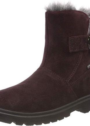 Superfit - зимние ботинки с gore - tex
