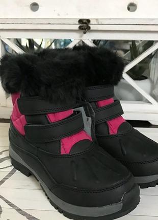 Bearpaw - зимние ботинки на натуральном меху