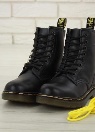 Демисезонные мужские ботинки dr. martens