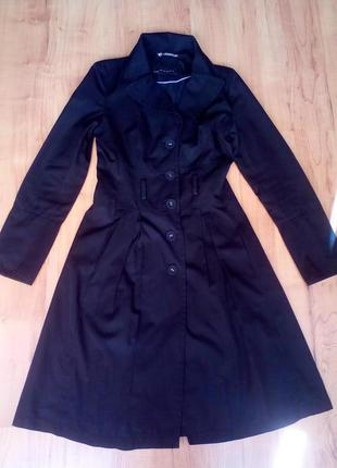 Плащ,длиная курточка xs-s