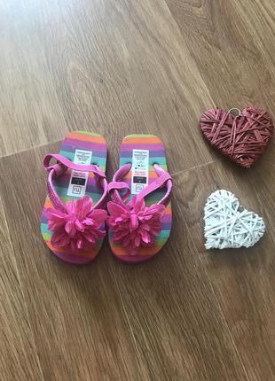 Новые сандали вьетнамки tu размер 23-24