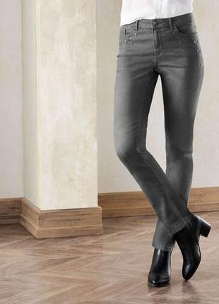 Новые женские джинсы esmara super slim fit р.  euro 36 и 34