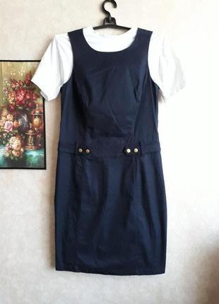 Платье -сарафан ,корректирующее фигуру