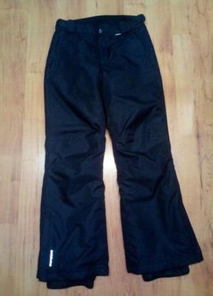 Зимние лыжные штаны /лижні штани на 11-14 лет