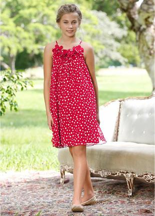 Шикарное платье. германия. 8-18 лет