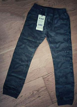 Штаны брюки джогеры для мальчика. венгрия