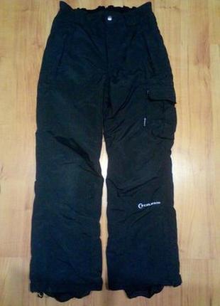 Лыжные штаны зимние/лижні штани