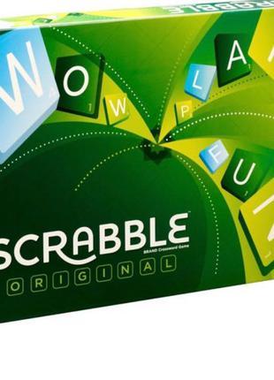 Настольная игра Scrabble Скрабл на английском