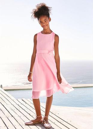 Шикарное платье. германия. 12-18 лет