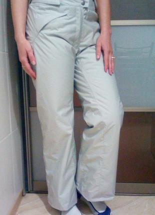 Лыжные зимние штаны