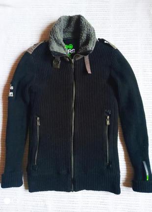 Куртка, кофта утепленная на мальчика подростка