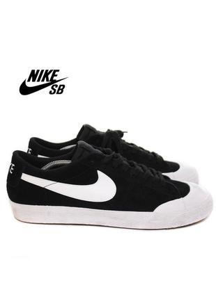 Мужские черные кроссовки nike оригинал