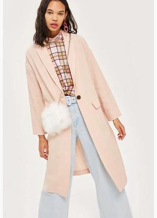Легкое весеннее пальто от topshop
