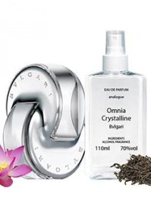 Bvlgari omnia crystalline парфюмированная вода 110 ml