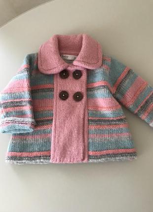 #розвантажуюсь пальто /кофта для девочек.